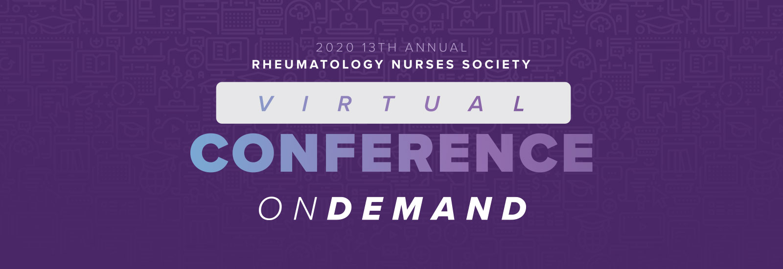 2020 RNS Virtual Conference - OnDemand