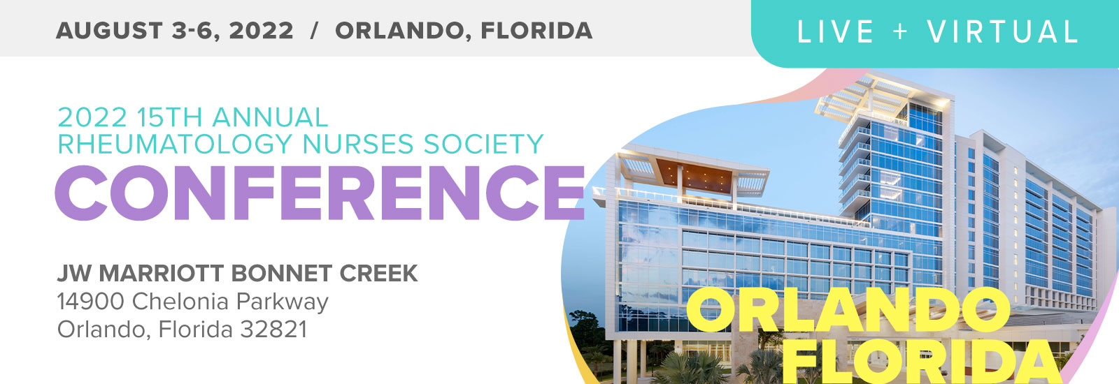 2022 15th Annual RNS Conference - Reserve Your Seat